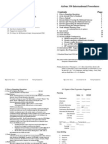A330 International Procedures Pamphlet