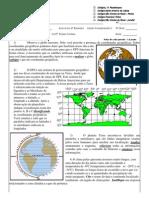 Coordenadas Geograficas Testers