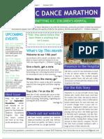 UNC-DM Summer 2011 Newsletter