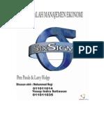 Makalah Six Sigma