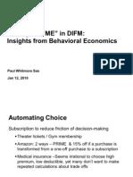 DIFM Summit - Paul Sas - DIFM010111b - Final