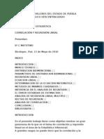 Trabajo Estadistica_Analisis de Correlacion y regresión
