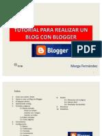 Tutorial de Blogger
