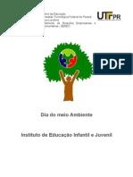 Projeto IEIJ-Dia Do Meio Ambiente