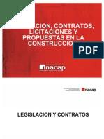 Contratos y Licitaciones en La Construccion