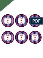 Variety Pie Jar Labels