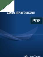 AmCham Singapore Annual Report 2010 2011