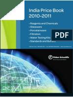 Chemicals Pricebook