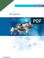 Megaman LED Catalogue (2010)