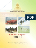 Annual Report 2011_ministry of Home Affairs