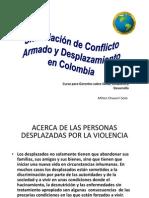 Milton Chaverri Soto Proyecto Des Plaza Dos Por Violencia Colombia