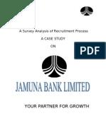 Jamuna Bank Recruitment Process