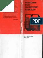 Guerin.daniel Para.un.Marxismo.libertario
