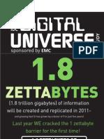 The Digital Universe Study - EMC