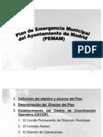 Plan Emergencias Pemam