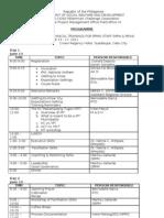Tech Trainings Programme May9