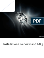 Maya Install FAQ En