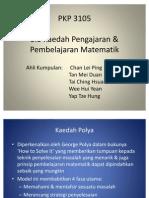 5.3 Kaedah P&P Matematik