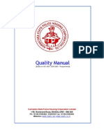 Quality Manual System R3