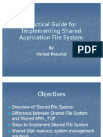 VP Shared File System