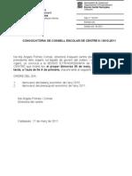 convocatòria 6- 2010-2011