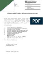 convocatòria 9- 2010-2011