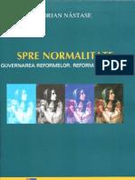 Adrian Nastase-spre Normal Itate