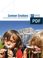 Summer Emotions