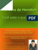 Morte Em 4 Minutos Por Engasgamento Aprenda a Salvar! - FAPJBA10ABR2011