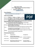 Ejaz CV Admin