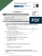 Test Tema 14 y 15 (Preguntas y SIN RESPUESTAS (PLM)