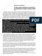 Ejercicios coherencia, cohesión y ortografía.