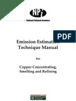 EmissionsEstimationsNPIAustralia