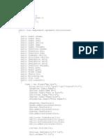 Java Swing Example