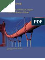 PwC Credit Derivatives Primer