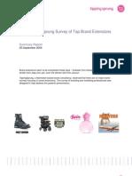 202 Brand Extension 2004