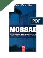 Eric Frattini-Mossad.fabrica de Fantome