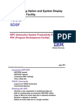 Handout TSO-ISPF | Computer Data | Redes sociales y digitales