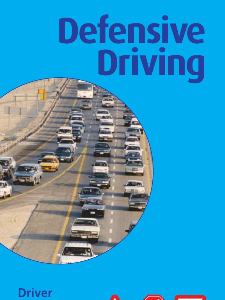 defensive driving manual english traffic traffic light rh pt scribd com defensive driving manual philippines defensive driving manual in zimbabwe
