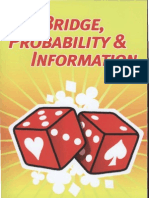 Bridge, Probability & Information