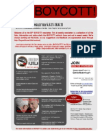 BOYCOTT! Newsletter #59