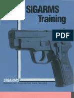 Sig p228 Combat Pistol Armorer's Manual