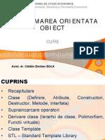 Curs POO Prof. Catalin Boja [Full]