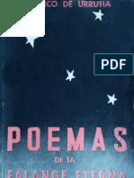 Poemas de La Falange Eterna Federico de Urrutia