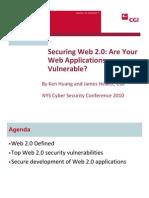 Web20 Security Final