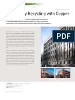 Exemplary Recycling Copper