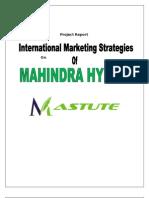 Mahindra Hybrid