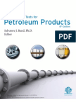 Signicance of Test for Petroleum AST
