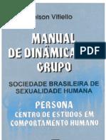 Ana Cristina Canosa Gonçalves - Manual de Dinâmicas de Grupo