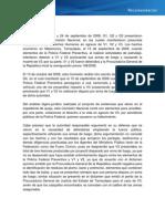 recomendacion CNDH 1-2010